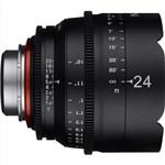 Samyang Xeen 24mm T1.5 (Nikon AE)