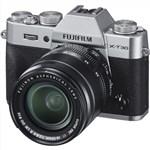 FUJIFILM X-T30 with 18-55mm Lens Kit SILVER Mirrorless ...
