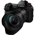 Panasonic Lumix DC-S1R with 24-105mm Lens Kit Mirrorles...