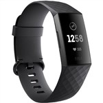 Fitbit Charge 3 Graphite Black