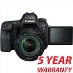 Canon EOS 6D Mark II Premium Kit EF 24-105mm IS STM Len...