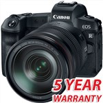 Canon EOS R with RF 24-105mm Lens Kit 5 Year Warranty M...