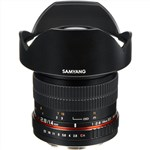Samyang 14mm f/2.8 IF ED UMC Aspherical Lens Canon Mount
