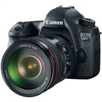 Canon EOS 6D with 24-105mm f/4L IS USM Lens Kit DSLR Ca...