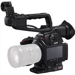Canon EOS C100 Mark II Cinema EOS Camera with Dual Pixe...