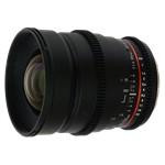 Samyang 24mm T1.5 VDSLR II Cine Lens Canon Mount