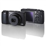 Ricoh GR II Digital Camera Black
