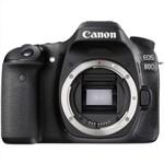 Canon EOS 80D Body DSLR Camera (Camera Kit Box)