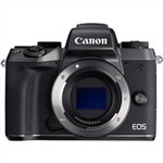 Canon EOS M5 Black (Body Only) Mirrorless Digital Camera
