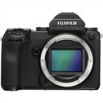 Fujifilm GFX 50S Body Black Mirrorless Medium Format