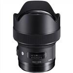 Sigma 14mm f/1.8 DG HSM Art Lens Nikon Mount
