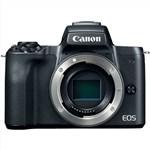 Canon EOS M50 Body Only Black (Camera Kit Box) Mirrorle...