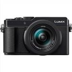 Panasonic Lumix DC-LX100 II Digital Camera (Black) With Leica Lens