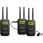 Saramonic VmicLink 5 Wireless Microphone (2TX+1RX)