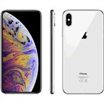 Apple iPhone Xs Max 64GB Silver Unlocked (Model A2104)