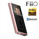 Fiio X1 II Hi-Res Wireless Music Player Pink