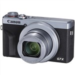 Canon PowerShot G7 X Mark III Silver Digital Camera