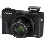 Canon PowerShot G7 X Mark III Black Digital Camera
