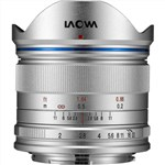 LAOWA 7.5mm F-2 MFT Silver (Lightweight Version)