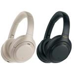 Sony WH-1000X M4 Wireless NC Headphone Black