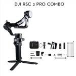 DJI RSC 2 Pro Combo Kit Gimbal Stabiliser Ronin