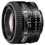 Nikon AF NIKKOR 50mm f/1.4D Lens International Warranty