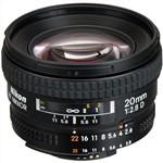Nikon AF NIKKOR 20mm f/2.8D Lens International Warranty