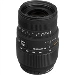 Sigma 70-300mm F4-5.6 DG Macro Lens for Pentax AF