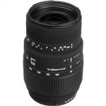 Sigma 70-300mm f/4-5.6 DG Macro Lens Pentax Mount