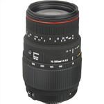 Sigma 70-300mm f/4-5.6 APO DG Macro Lens Nikon Mount