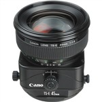 Canon TS-E 45mm f/2.8 Tilt-Shift Lens