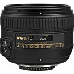 Nikon AF-S 50mm f/1.4G Nikkor Lens International Warranty