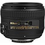 Nikon AF-S 50mm f/1.4G Nikkor Lens