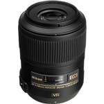 Nikon AF-S DX Micro NIKKOR 85mm f/3.5G ED VR Lens International W...
