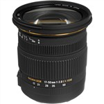 Sigma 17-50mm f2.8 EX DC OS HSM Lens Canon EF-S Mount