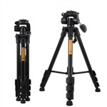 Tripod For Camera Camcorder DSLR 4 Section Compact Travel 1.46m