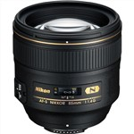 Nikon AF-S 85mm f/1.4G NIKKOR Lens