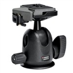 Manfrotto 496RC2 COMPACT BALL HEAD W-RC2 QR PLATE