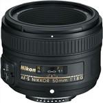 Nikon AF-S Nikkor 50mm f/1.8G Lens International Warranty