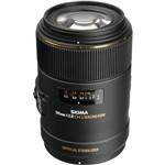 Sigma 105mm F2.8 EX DG OS HSM Macro Lens for Nikon AF