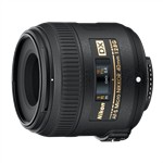 Nikon AF-S DX Micro NIKKOR 40mm f/2.8G Lens International Warranty