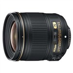 Nikon AF-S Nikkor 28mm f/1.8G Lens International Warranty