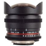 Samyang 8mm T3.8 Asph IF MC Fisheye CS Nikon Mount