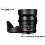 Samyang 24mm T1.5 ED AS UMC VDSLR Lens Sony E-Mount