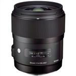 Sigma 35mm f/1.4 DG HSM Art Lens Nikon Mount