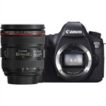 Canon EOS 6D with 24-70mm f/4L IS USM Lens Kit DSLR Camera Digita...