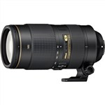 Nikon AF-S NIKKOR 80-400mm f/4.5-5.6G ED VR Lens International Wa...