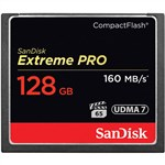 SanDisk 128GB Extreme Pro 160MB/s CF Card CompactFlash