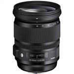 Sigma 24-105mm f/4 DG OS HSM Art Lens Canon Mount