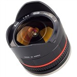 Samyang 8mm f2.8 Fish-eye CS II Camera Lens (Fuji X)